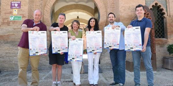 El Palacio de La Buhaira acoge el próximo fin de semana la sexta edición de la Feria de Italia de Sevilla