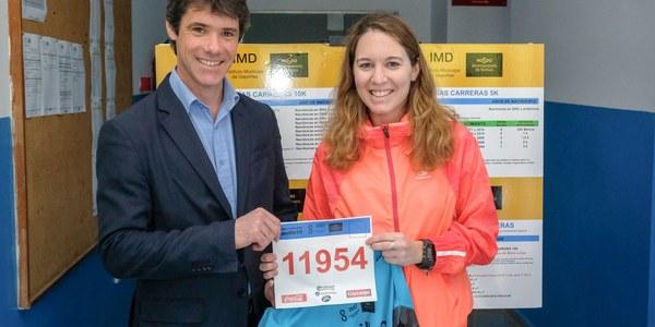El Parque de María Luisa acoge la segunda prueba del circuito de Carreras Populares #Sevilla10