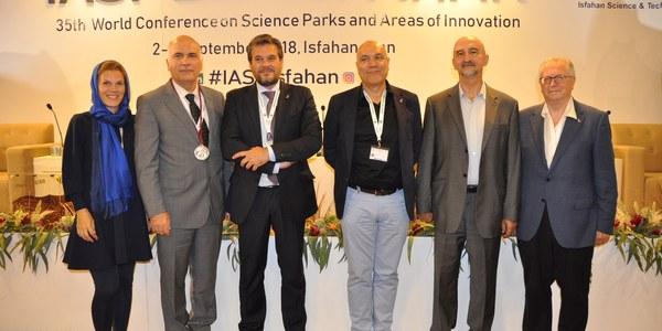 El PCT Cartuja acogerá la Conferencia Internacional de Parques Tecnológicos 2020