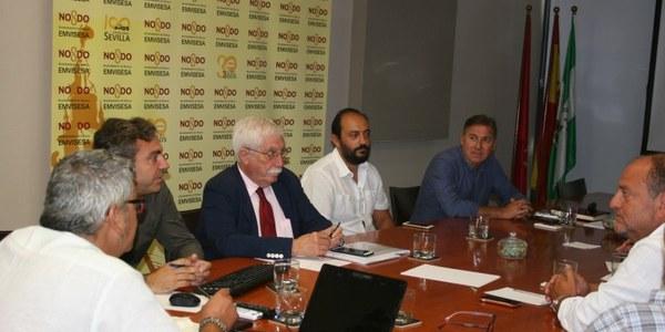 El Plan Municipal de Vivienda se presenta a la Mesa Sectorial de la Vivienda