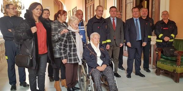 El Pleno aprueba por unanimidad cinco nuevas vías en la ciudad, entre ellas la Plaza Bomberos del Toro y Rivero, fallecidos en el devastador incendio de los Almacenes Vilima hace 50 años
