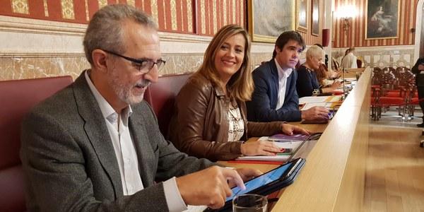 El Pleno aprueba por unanimidad  la primera estrategia municipal por  una Sevilla libre de VIH y sida que pone especial énfasis en la prevención y la sensibilización