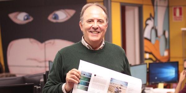 El profesor y economista Luis Miguel Rufino Rus se alza con el III Premio Ciudad de Sevilla