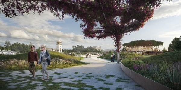 El Puerto de Sevilla da luz verde a la propuesta de adjudicación a favor del 'Jardín de las Cigarreras'