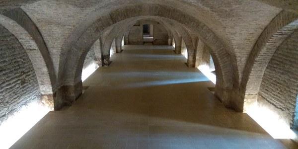 El Real Alcázar abrirá al público a mitad de septiembre el recuperado Semisótano del Palacio de Pedro I
