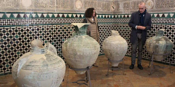 El Real Alcázar cerró 2017 con casi 1,8 millones de visitantes, un 11% más, registró 510 actos culturales y destinó 2 millones a inversiones en restauración