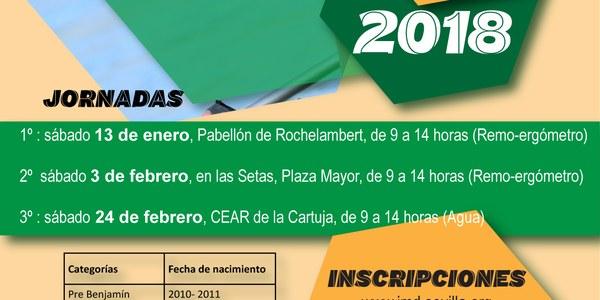 El Remo y el Piragüismo se presentan como novedades en la reanudación de los Juegos Deportivos Municipales
