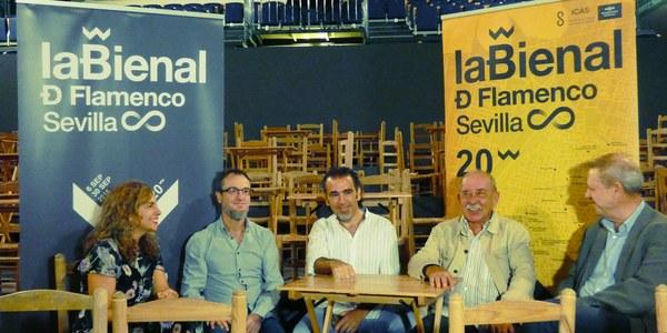 El Teatro Alameda se transformará en un clásico 'Café cantante' durante La Bienal