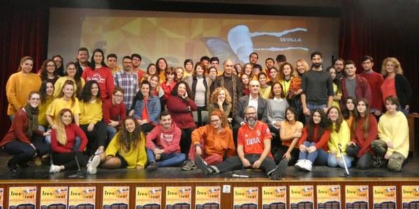 El Teatro Alameda y Factoría Cultural acogen esta semana dos espectáculos de Freshtival de estudiantes de los IES Pino Montano, Politécnico y Macarena
