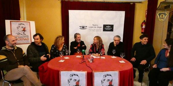 El Teatro del Lope de Vega acoge el estreno absoluto de la obra 'Duelo a muerte del Marqués de Pickman', de la Fundición Producciones