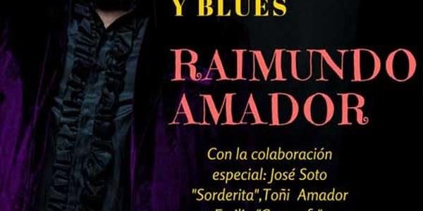 El Teatro Lope de Vega  recibe a Raimundo Amador  en concierto con su espectáculo  'El arte de las 3.000'