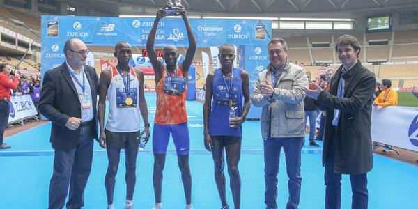 El Zurich Maratón de Sevilla logra la mayor puntuación RFEA de la historia y se afianza como el segundo mejor del país por delante de Barcelona o Madrid