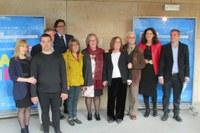 Emvisesa entrega una nueva vivienda a Paz y Bien para promover la integración de personas con discapacidad intelectual y recibe un reconocimiento de esta entidad por el apoyo institucional a sus programas