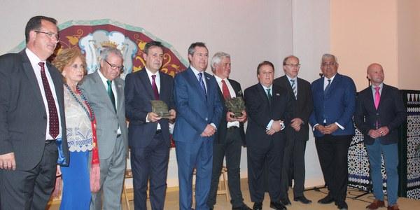 Entrega del III Premio Taurino 'Ciudad de Sevilla'