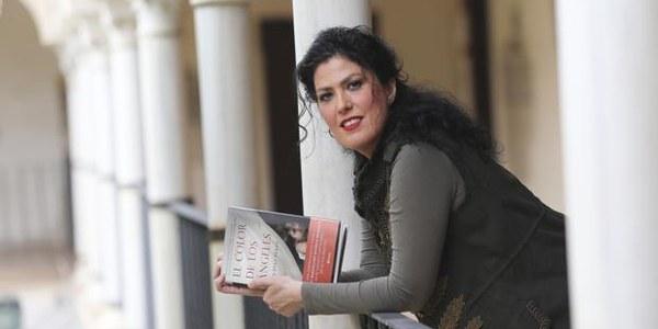 Eva Díaz Pérez presenta en Sevilla 'El color de los ángeles', inspirada en la vida de Murillo