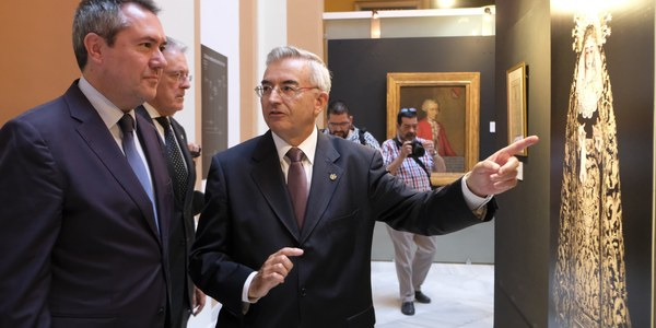 El Ayuntamiento acoge desde mañana hasta el próximo 19 de octubre la exposición 'Soledad, 150 años de San Miguel a San Lorenzo'