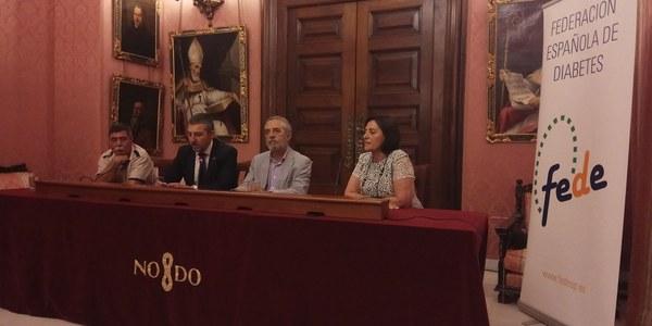 FIBES acoge mañana el II Congreso Nacional de la Federación Española de Diabetes