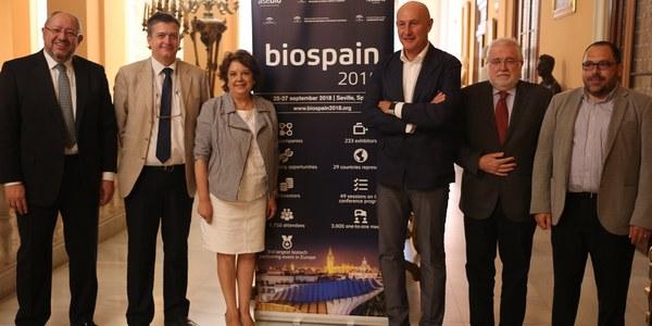 FIBES acogerá en septiembre Biospain, el mayor evento europeo de la industria y la investigación biotecnológicas