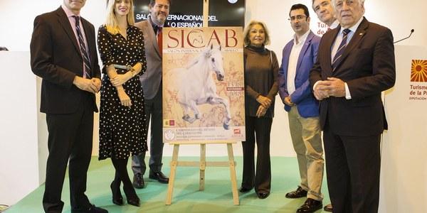 FITUR acoge la presentación del cartel de la 28 edición del SICAB para otorgarle mayor relevancia internacional a la 'feria del otoño' de Sevilla
