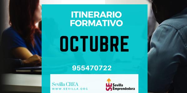 Formación gratuita para emprender en Sevilla