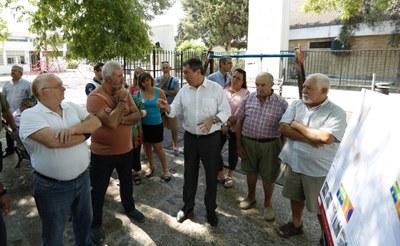 Foto. Obras Juan XXIII Cerro Amate.JPG