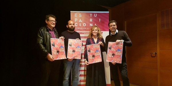 Hevia, La Banda Morisca y Eliseo Parra serás los protagonistas del I ciclo de música folk de Sevilla en el Espacio Turina