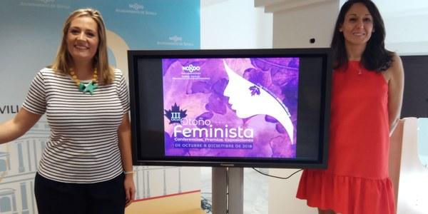 """Nueva edición de las actividades del """"Otoño Feminista"""""""