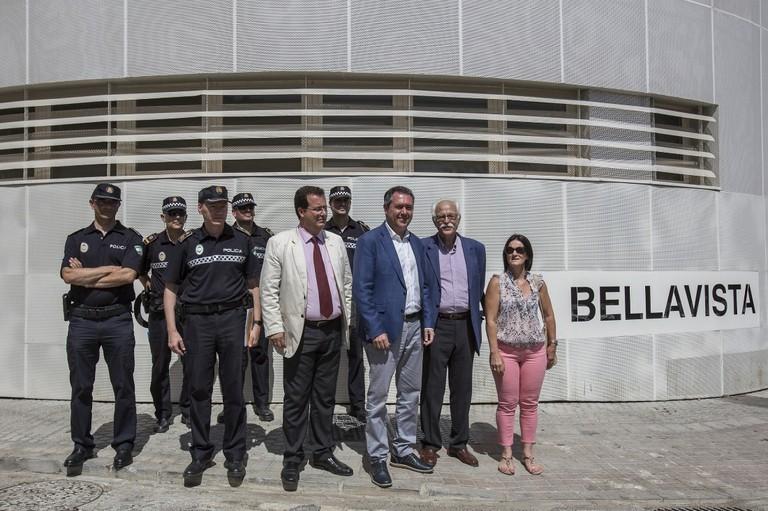 Nueva comisaria Bellavista