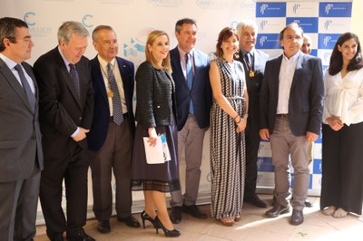 Inauguración Jornadas Medicina Avanzada.JPG