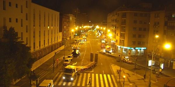 Inicio de obras de renovación del pavimento de la calzada de la calle José Laguillo