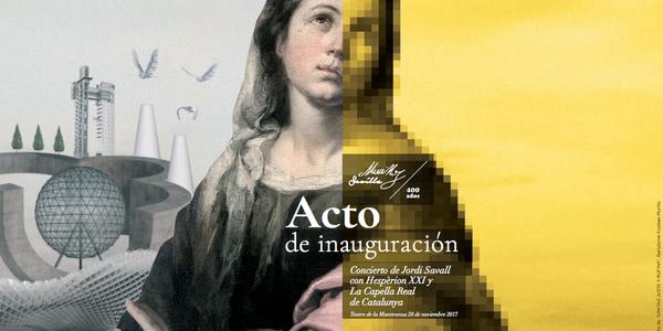 Jordi Savall presenta un repertorio específico para inaugurar el Año Murillo en el Maestranza