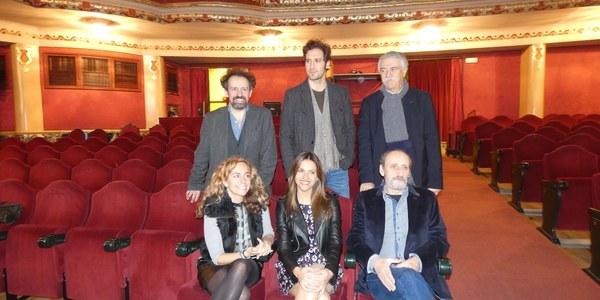 José Luis Gil y Ana Ruiz protagonizan 'Cyrano de Bergerac' de Edmond Rostand en el Teatro Lope de Vega