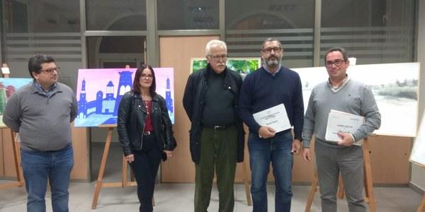 José Luis Romero Gándara gana el XV Premio de Pintura Alfonso Grosso que proponía como tema 'La Mirada de Tu Barrio'