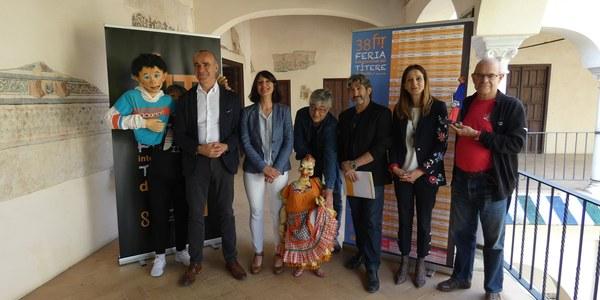 La 38ª Feria Internacional del Títere convertirá a Sevilla en capital de esta modalidad escénica del 11 al 25 de mayo