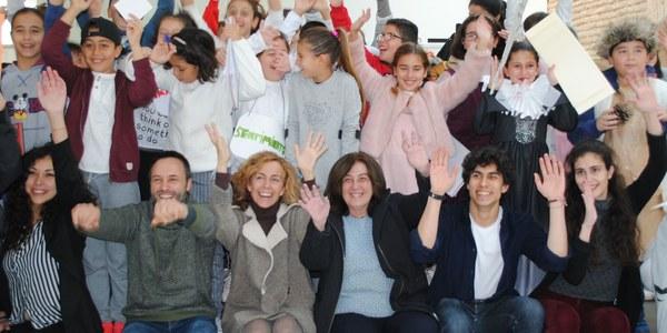 La 41ª edición Feria del Libro Antiguo y de Ocasión de Sevilla celebra su Mini-pregón