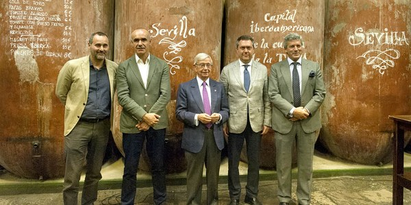 La Academia Iberoamericana  de Gastronomía declara  a Sevilla Capital de  la Cultura de la Tapa