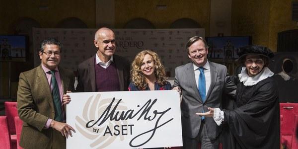La ASET presenta sus actividades gastronómicas para Año Murillo