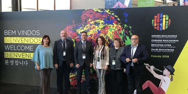 La Asociación Internacional de Ciudades Educadoras incluye a Sevilla en su Comité Ejecutivo