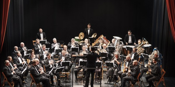 La Banda Sinfónica Municipal ofrece su tradicional Concierto Extraordinario de Navidad y clausura con un recital las actividades organizadas con motivo de la entrega en Sevilla de los Premios del Cine Europeo
