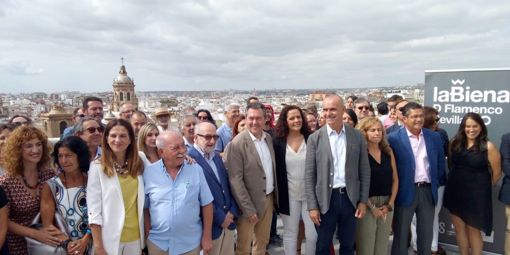 La Bienal enciende Sevilla con su programación de calle — Ayuntamiento de  Sevilla a54ee9e1aa8