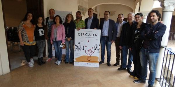 La calle será la protagonista de la 11ª edición de Circada, que se celebrará del 1 al 17 de junio