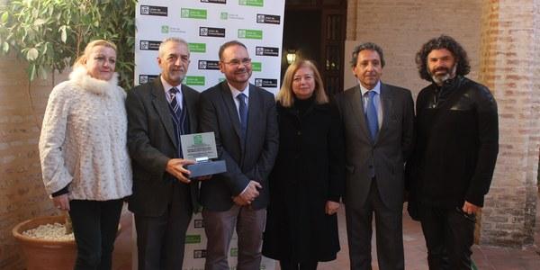 La campaña de prevención de ITS y VIH/sida 'El buen sexo' lanzada por el Ayuntamiento recibe el premio de Comunicación Institucional de la Unión de Consumidores de Andalucía