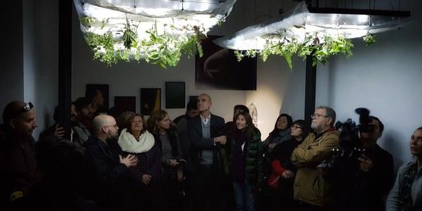 La Casa Murillo se convierte en el espacio-taller de Luces de Barrio- Arboleda Digital con los deseos navideños de niños y niñas de cinco colegios para hacer de Sevilla una ciudad más verde y saludable