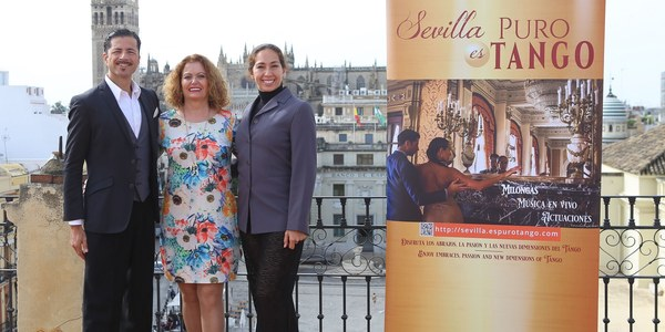 La ciudad acoge desde este viernes y hasta el 1 de mayo el festival 'Sevilla es Puro Tango 2018', que reunirá a los mejores artistas internacionales del folclore argentino