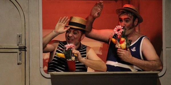 """La compañía de teatro """"Che y Moche"""" inaugura la 28ª edición del ciclo 'El Teatro y la Escuela' en el Teatro Alameda"""