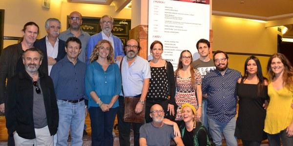 La Compañía de Teatro Clásico de Sevilla inaugura la temporada del Teatro Lope de Vega con el estreno nacional de 'Luces de Bohemia'