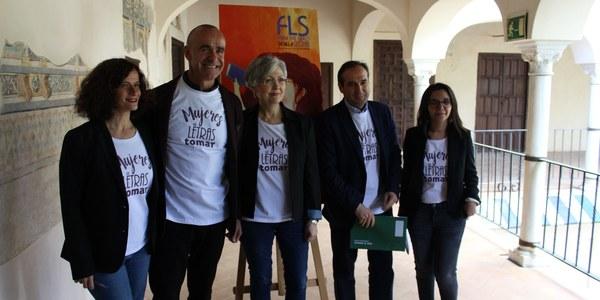 """La Feria del Libro de Sevilla 2018 reivindica el papel de la mujer en el libro con un programa """"vivo y personal"""" que llama a la acción con más de 200 actividades"""