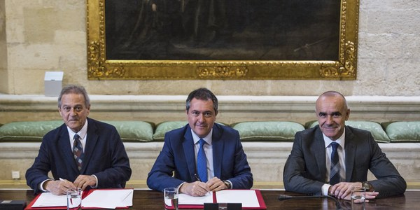 La fundaci n banco sabadell firma un acuerdo de for Acuerdo clausula suelo banco sabadell
