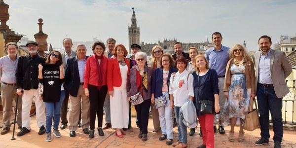 La II Muestra de Teatro Participativo llega a Marqueses de la Algaba y prolonga su programación a los centros cívicos municipales