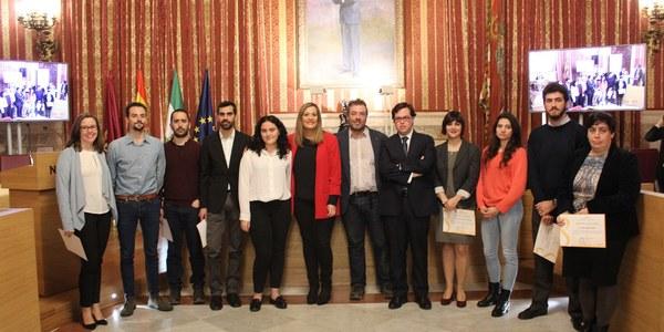 La labor investigadora de diez jóvenes de Sevilla, reconocida con el V Premio Joven a la Cultura Científica